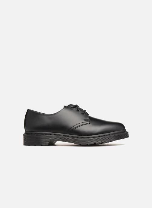 Zapatos con cordones DR. Martens 1461 M Negro vistra trasera