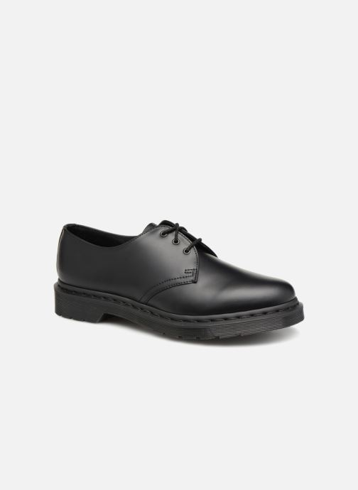Snøresko Dr. Martens 1461 M Sort detaljeret billede af skoene