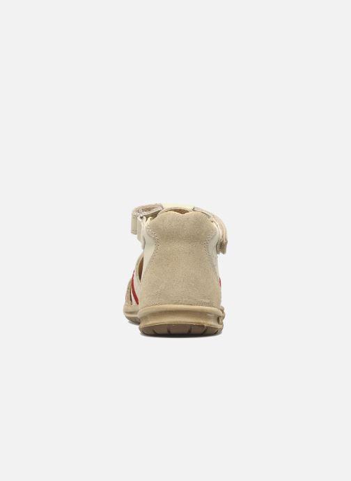 Sandales et nu-pieds Mod8 Ilasur Beige vue droite