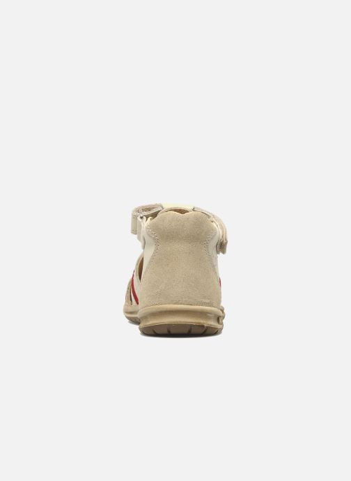 Sandals Mod8 Ilasur Beige view from the right