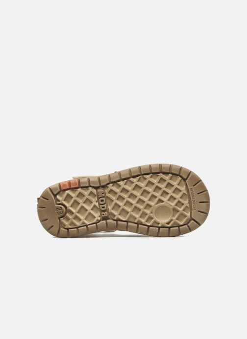 Sandals Mod8 Ilasur Beige view from above