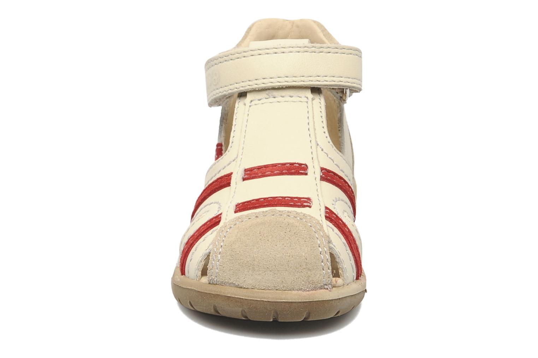 Sandalen Mod8 Ilasur beige schuhe getragen