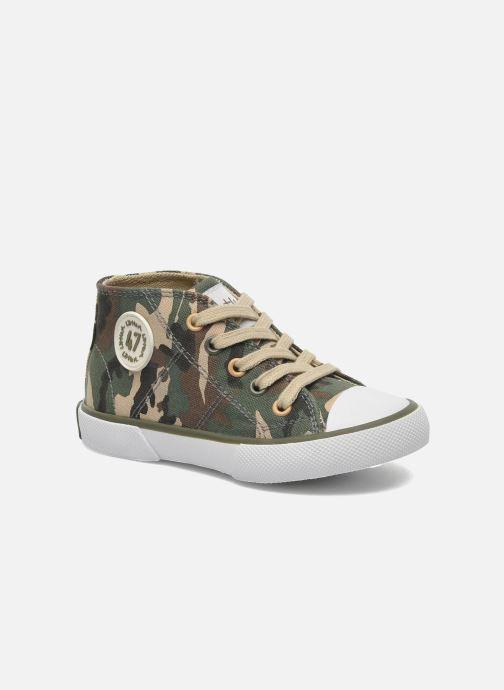 Sneakers Little Mary Little Basket Grøn detaljeret billede af skoene