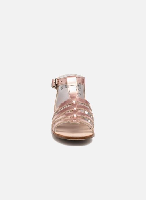 Sandals Little Mary Hosmose Pink model view