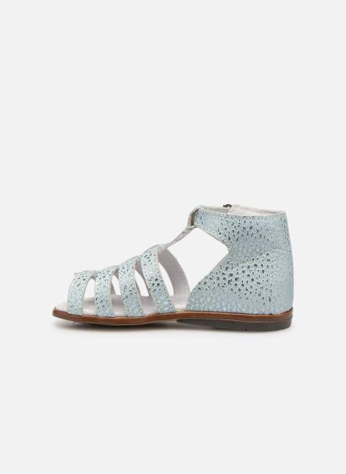 Sandales et nu-pieds Little Mary Hosmose Bleu vue face