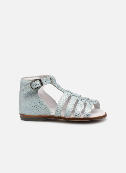Sandales et nu-pieds Little Mary Hosmose Bleu vue derrière