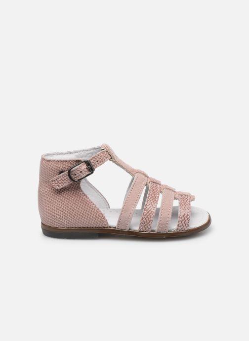 Sandales et nu-pieds Little Mary Hosmose Rose vue derrière