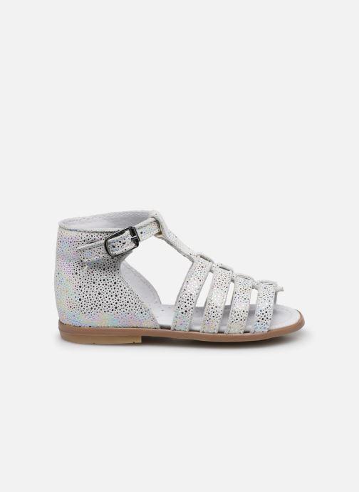 Sandali e scarpe aperte Little Mary Hosmose Bianco immagine posteriore