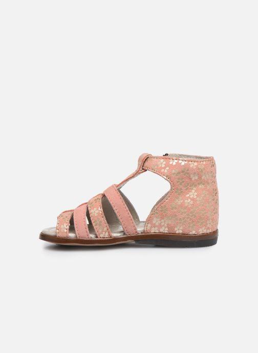 Sandali e scarpe aperte Little Mary Hosmose Arancione immagine frontale