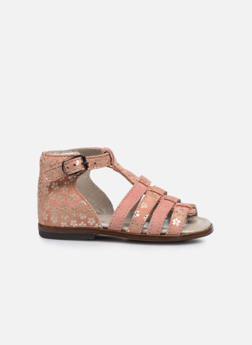 Sandali e scarpe aperte Little Mary Hosmose Arancione immagine posteriore
