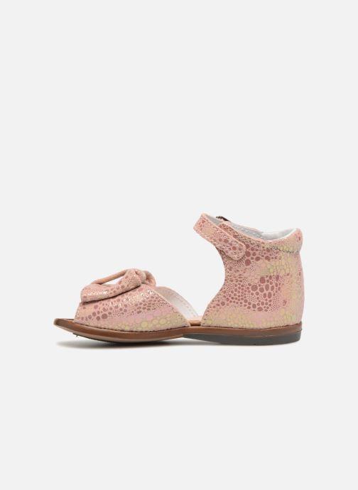 Sandales et nu-pieds Little Mary Maryse Rose vue face