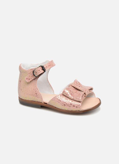 Sandales et nu-pieds Little Mary Maryse Rose vue détail/paire