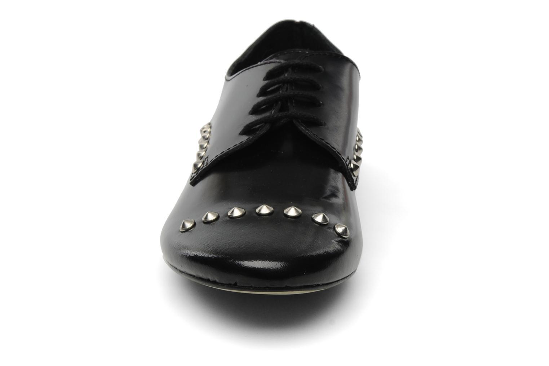 Zapatos con cordones Jonak Jallans Negro vista del modelo