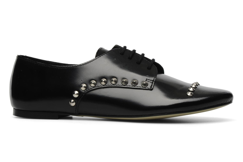Zapatos con cordones Jonak Jallans Negro vistra trasera