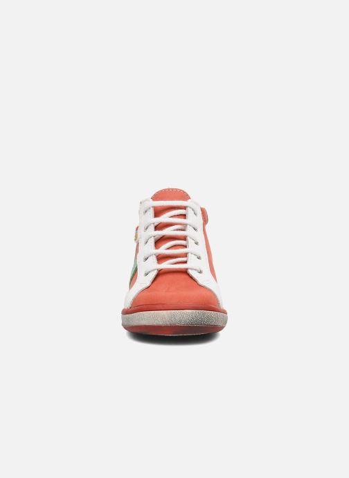 Ankelstøvler Bopy Zatos Rød se skoene på