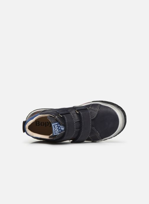 Trainers Bopy Vengali Blue view from the left