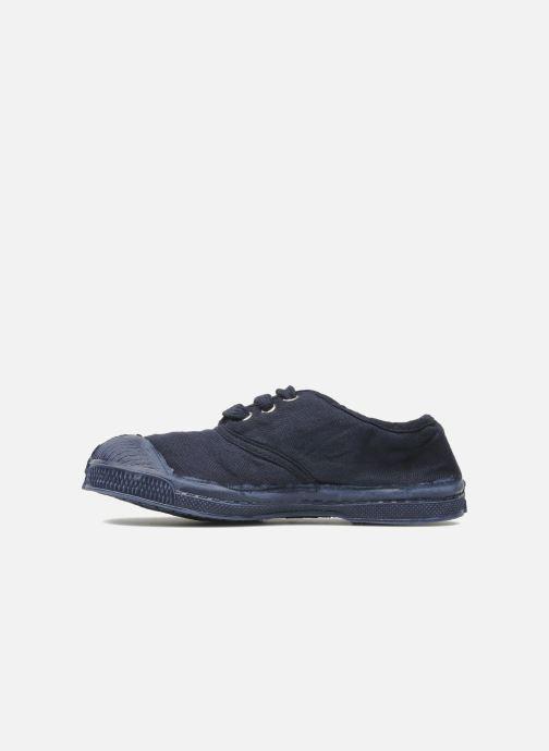 Sneakers Bensimon Tennis Colorsole E Blauw voorkant