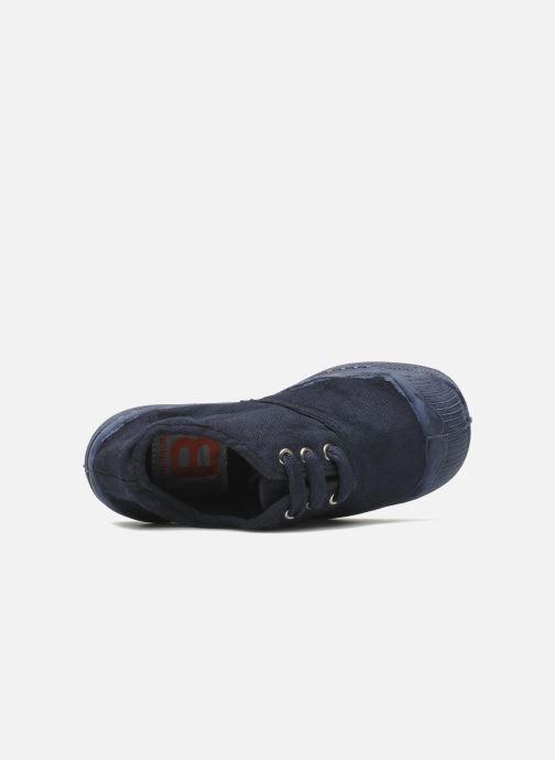 Sneakers Bensimon Tennis Colorsole E Blauw links