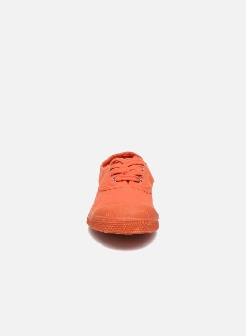 Deportivas Bensimon Tennis Colorsole E Naranja vista del modelo