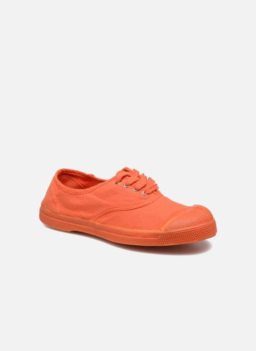 Sneakers Bensimon Tennis Colorsole E Orange detaljerad bild på paret
