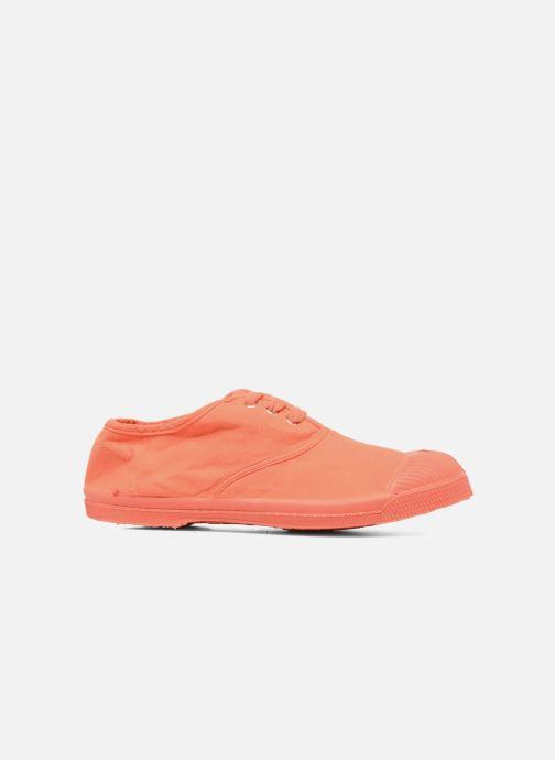 Baskets Bensimon Tennis Colorsole E Orange vue derrière