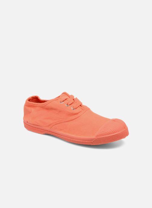Deportivas Bensimon Tennis Colorsole E Naranja vista de detalle / par