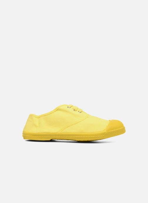 Baskets Bensimon Tennis Colorsole E Jaune vue droite