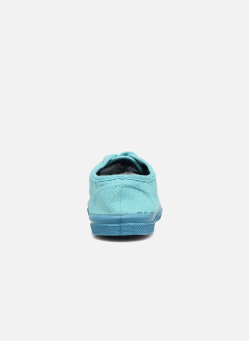 Sneaker Bensimon Tennis Colorsole E blau ansicht von rechts