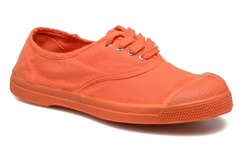 Colorsole orange Tennis Chez Bensimon E 300139 Baskets Sarenza R45PxqW