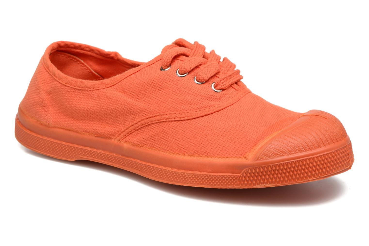 Sneakers Bensimon Tennis Colorsole E Oranje detail