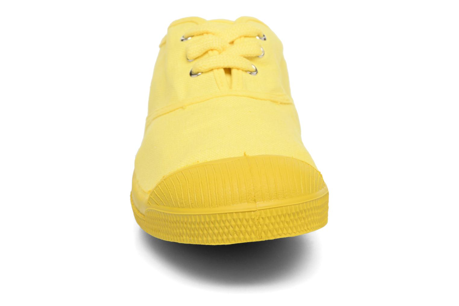 Sneakers Bensimon Tennis Colorsole E Geel model