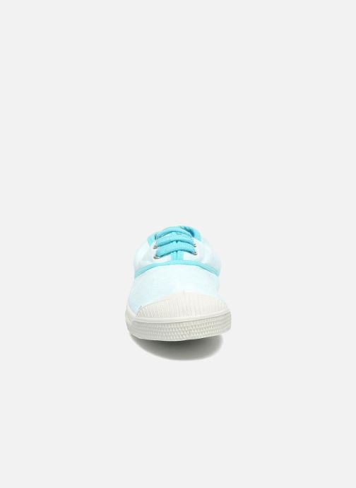 Sneakers Bensimon Tennis Colorpiping E Blauw model