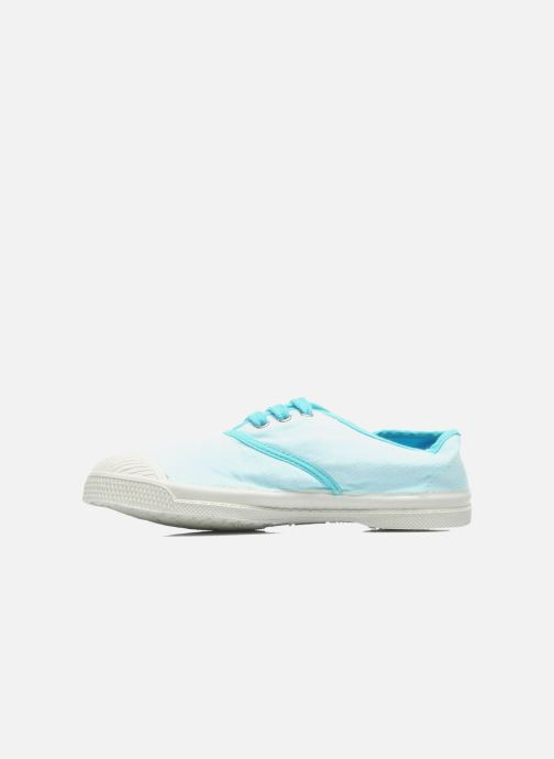 Sneakers Bensimon Tennis Colorpiping E Blauw voorkant