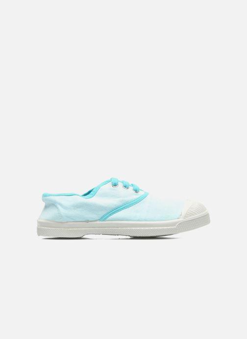 Sneakers Bensimon Tennis Colorpiping E Blauw achterkant