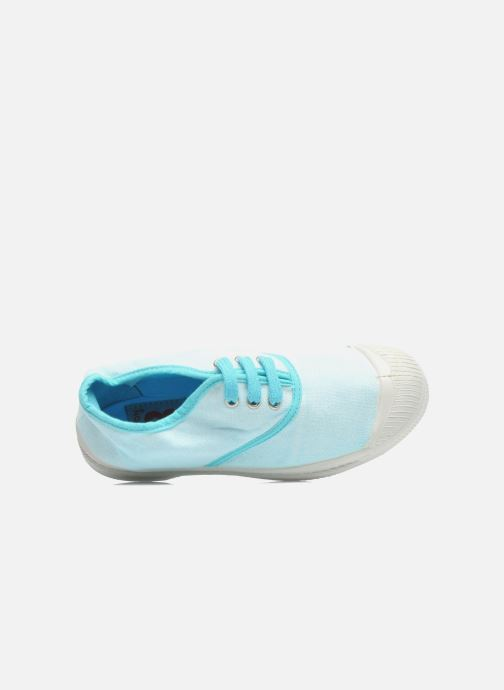 Sneakers Bensimon Tennis Colorpiping E Blauw links