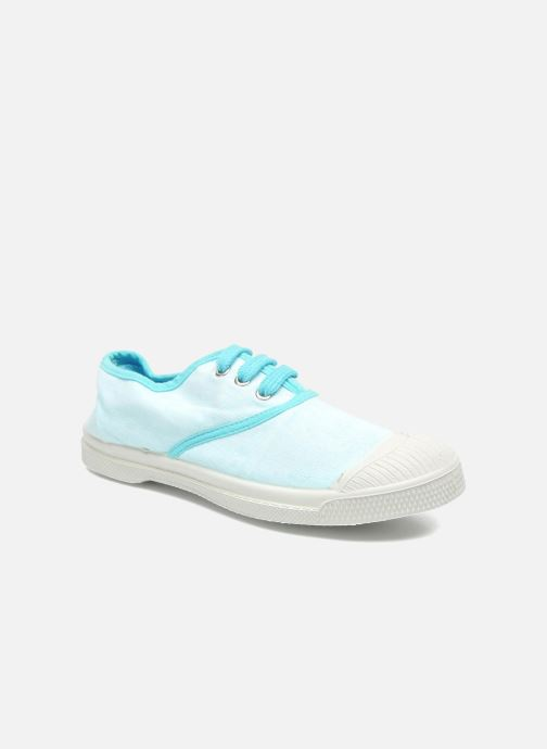 Sneaker Bensimon Tennis Colorpiping E blau detaillierte ansicht/modell