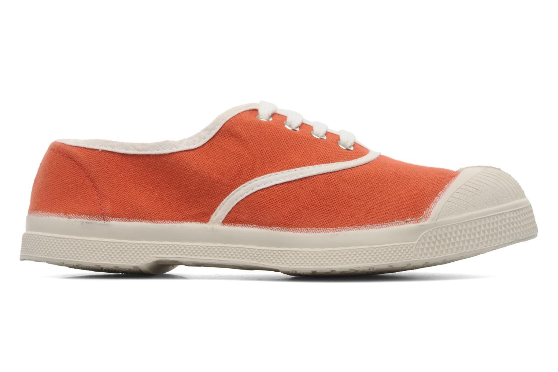Deportivas Bensimon Tennis Colorpiping E Naranja vistra trasera