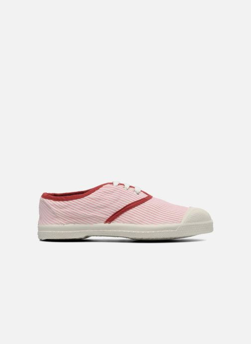 Trainers Bensimon Tennis Rayures Souples E Pink back view