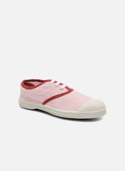 Sneaker Bensimon Tennis Rayures Souples E rosa detaillierte ansicht/modell