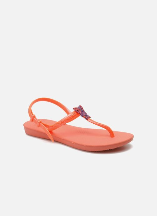 44af6d257504 Sandali e scarpe aperte Havaianas Kids Freedom Arancione vedi dettaglio paio