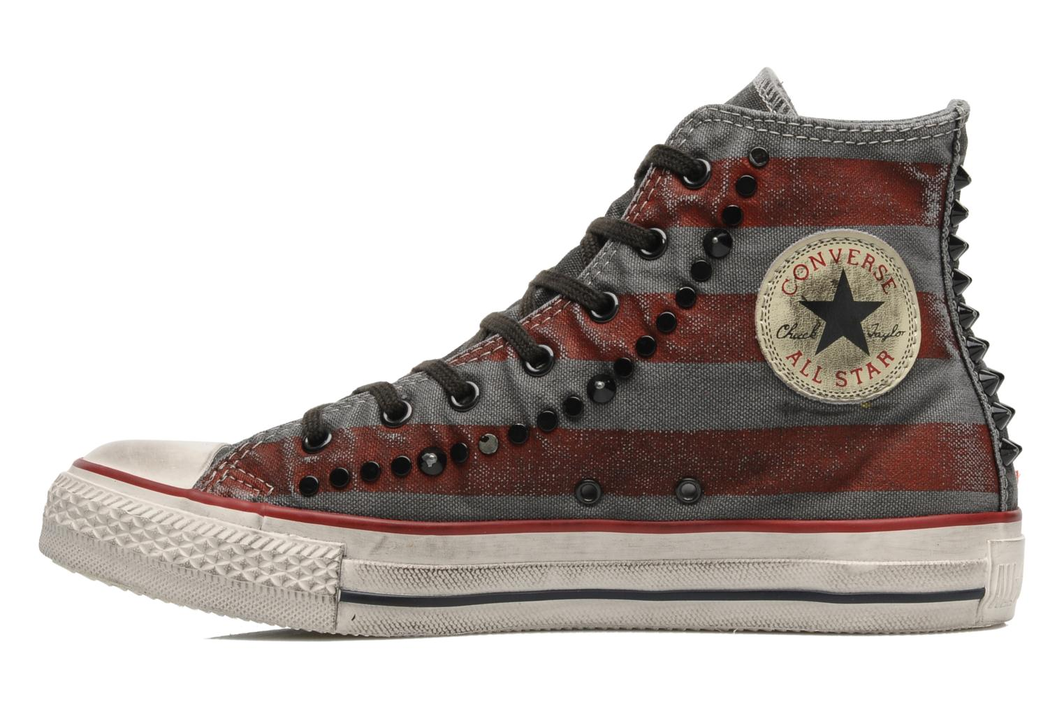 Sneakers Converse Chuck Taylor All Star Premium Washed Flag Hi W Multi se forfra