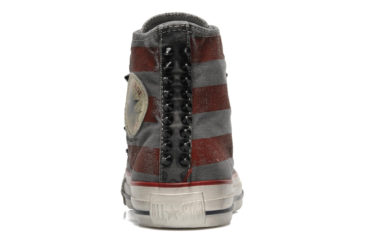 Sneakers Converse Chuck Taylor All Star Premium Washed Flag Hi W Multi Se fra højre
