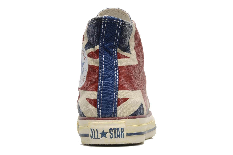 Sneakers Converse Chuck Taylor All Star Union Jack Hi W Multi Se fra højre