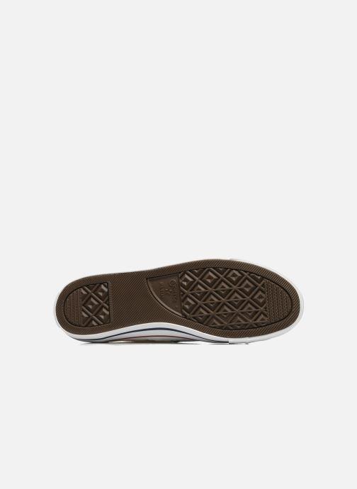 Sneaker Converse All Star Dainty Canvas Ox W weiß ansicht von oben