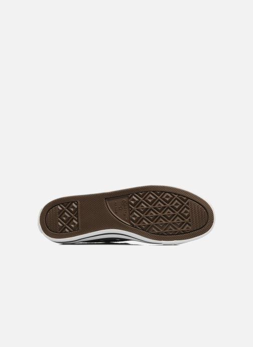Sneaker Converse All Star Dainty Canvas Ox W grau ansicht von oben
