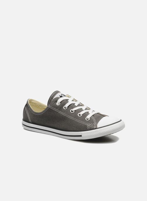 Sneakers Converse All Star Dainty Canvas Ox W Grigio vedi dettaglio/paio