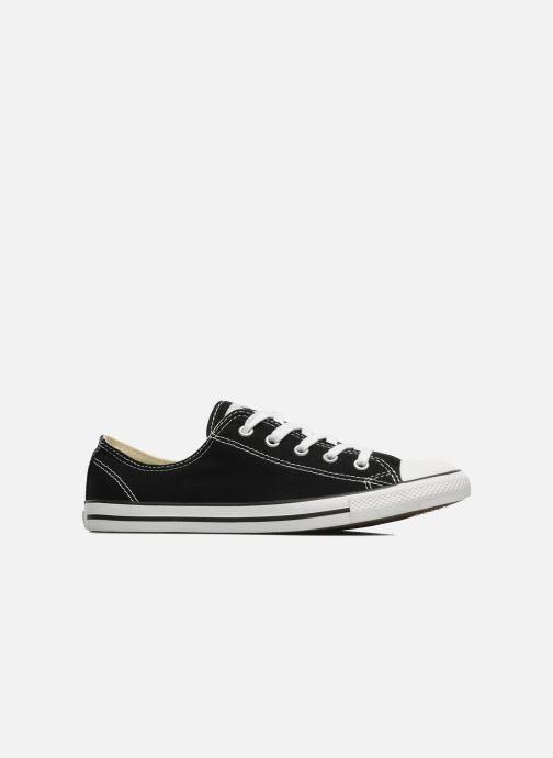 Sneaker Converse All Star Dainty Canvas Ox W schwarz ansicht von hinten