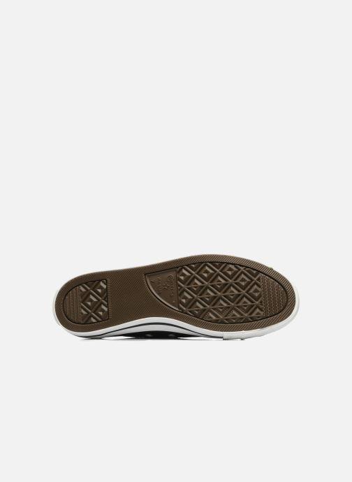 Sneaker Converse All Star Dainty Canvas Ox W schwarz ansicht von oben