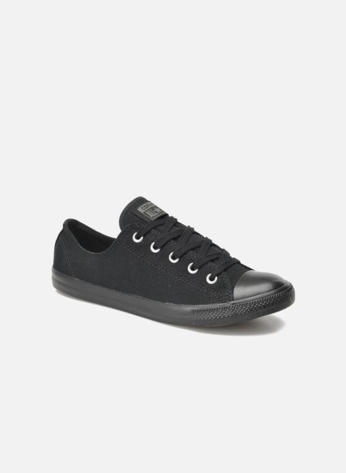 0299594a6ef Trainers Converse All Star Dainty Canvas Ox W Black detailed view/ Pair view