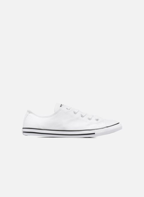 Sneakers Converse All Star Dainty Canvas Ox W Bianco immagine posteriore